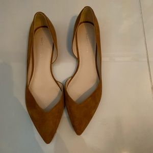 Marc Fisher Tan Shoes - 8.5M